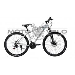 Велосипед Oskar 27,5' SAFE100 белый