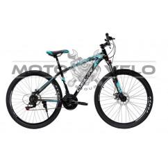 Велосипед Oskar 27,5' SAFE100 черный