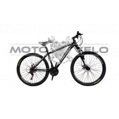 Велосипед Oskar 27,5' 1839 черно-серый
