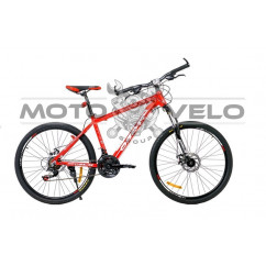 Велосипед Oskar 26' Plus500 красный