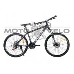 Велосипед Oskar 26' Plus500 черный