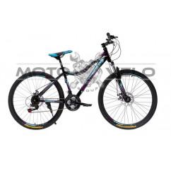 Велосипед Oskar 26' LADY черный