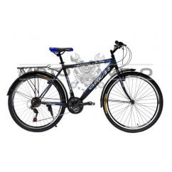 Велосипед Oskar 26' GTX черно-синий