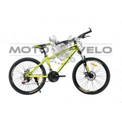 Велосипед Oskar 24' АТ770 желтый