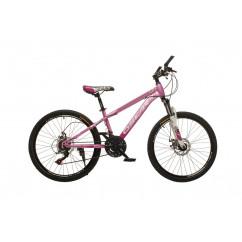 """Велосипед Oskar 24""""M16021 фиолетовый"""
