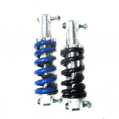 Амортизатор на раму (L-150mm) цвет:черный, синий