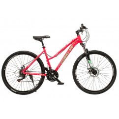 """Велосипед Oskar 27,5"""" SCARP розовый"""