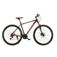 """Велосипед Oskar 29"""" PLUS600 черный"""