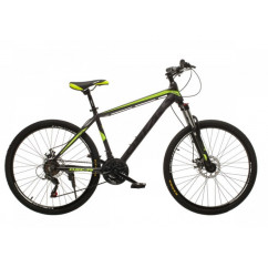 "Велосипед Oskar 26"" THUNDER серо-желтый"