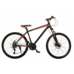 """Велосипед Oskar 26"""" THUNDER серо-оранжевый"""