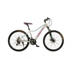 "Велосипед Oskar 26"" Lady  New белый"