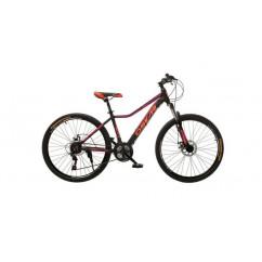 """Велосипед Oskar 26"""" Lady  New черный"""