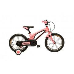 """Велосипед Oskar 16"""" UK601  розовый"""