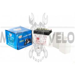 АКБ 12V 30А кислотный (187x130x170, белый, mod:Y60-N 30L-B) OUTDO