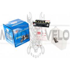 АКБ 12V 19А кислотный (175x100x175, белый, mod:YB 16CL-B) (+электролит) OUTDO