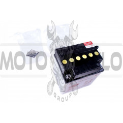 АКБ 12V 30А кислотный (168x132x192, белый, mod:YB 30CL-B) OUTDO