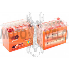 АКБ 12V 12А гелевый (150x85.8x131.4, оранжевый, mod:UTX 12-BS) OUTDO