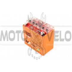 АКБ 12V 14А гелевый (150.6x87.5x146.4, оранжевый, mod:UTX 14-BS) OUTDO