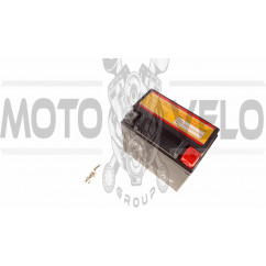 АКБ   12V 7А   гелевый   (114x79x106, черный, mod:YTZ7S)   Quad Bike   (Japan Tech)   ZV
