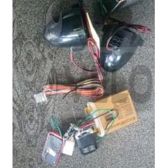 Аудиосистема (2.5, черные, сигнализация с пуском, МР3 плеер, ПДУ) JHBZMP3009