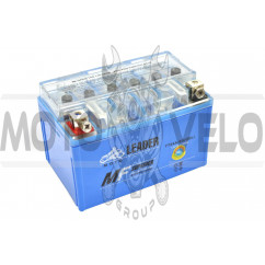 АКБ 12V 4А гелевый (114x71x88, синий) LDR