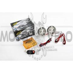 Аудиосистема 2.0   mod:908   (2.5, с диодами, сигн., МР3/FM/SD/USB, ПДУ, разъем ППДУ 3K)