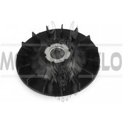 Крыльчатка охлаждения обмоток статора бензогенератора ET-950 JIANTAI