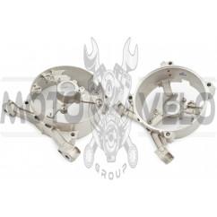 Крышка (левая) статора бензогенератора (Ø160mm,1-2 кВт) JIANTAI