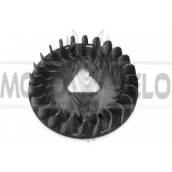 Крыльчатка охлаждения обмоток статора бензогенератора (5-6 кВт) JIANTAI