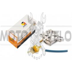 Бензонасос вакуумный Honda DIO (+топливный фильтр) HORZA