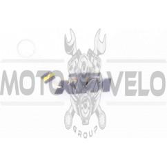Брелок каучук (серо-желтый) KTM AS