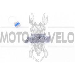Брелок каучук (серо-синий) KTM AS