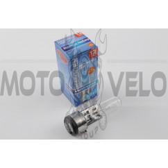 Лампа BA20D (2 уса)   12V 35W/35W   (белая)   BEST   (mod:B), шт