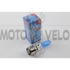 Лампа BA20D (2 уса) 12V 35W/35W (супер белая) BEST (mod:A)
