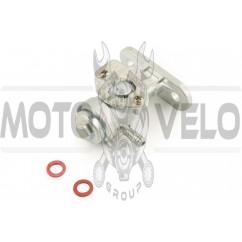 Кран топливный Suzuki AX100 KOMATCU (mod.A)