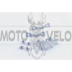 Болты крепления задней звезды Yamaha YBR125 (+контршайбы) KOMATCU
