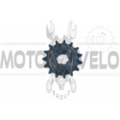 "Звезда трансмиссии (передняя) МИНСК 428-16T ""EVO"""
