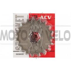 Звезда трансмиссии (передняя) ЯВА 428-19T (mod:best) ACV