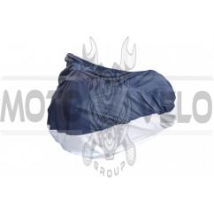 Чехол дождевик на скутер (S-183*89*122cm) Motorcycle cover