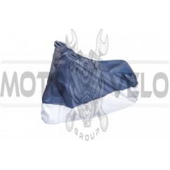 Чехол дождевик на скутер (M-203*89*122cm) Motorcycle cover