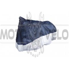 Чехол дождевик на скутер (L- 232*100*125cm) Motorcycle cover