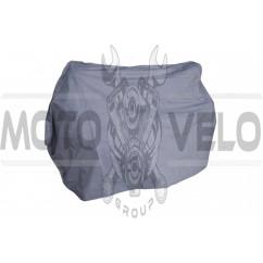 Чехол дождевик на велосипед (L-200, H-100cm) Motorcycle cover
