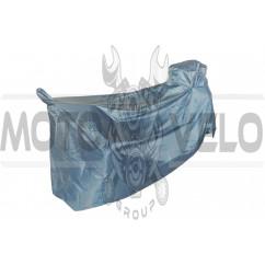 Чехол дождевик на скутер (синий, xxl)