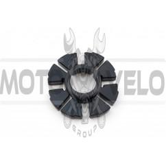 Резинка демпферная Suzuki AX100 (черная) HJ