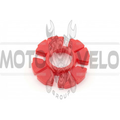 Резинка демпферная Suzuki AX100 (красная, эластичная) HJ