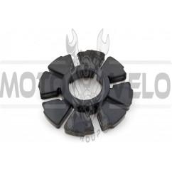 Резинка демпферная Zongshen, Lifan 125/150 (18 колесо) HJ