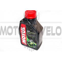 Масло   2T, 1л   (полусинтетика, 510, API TC, JASO MA M033MOT058)   MOTUL   (#104028), шт