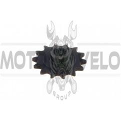 Звезда трансмиссии (передняя) КАРПАТЫ 420-14T JING (mod.A)