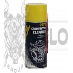 Очиститель карбюратора 400мл (аэрозоль)   (9970 Carburetor Cleaner)   MANNOL, шт