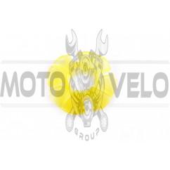 Резинка демпферная   Zongshen, Lifan 125/150   (4шт, силикон)   EVO